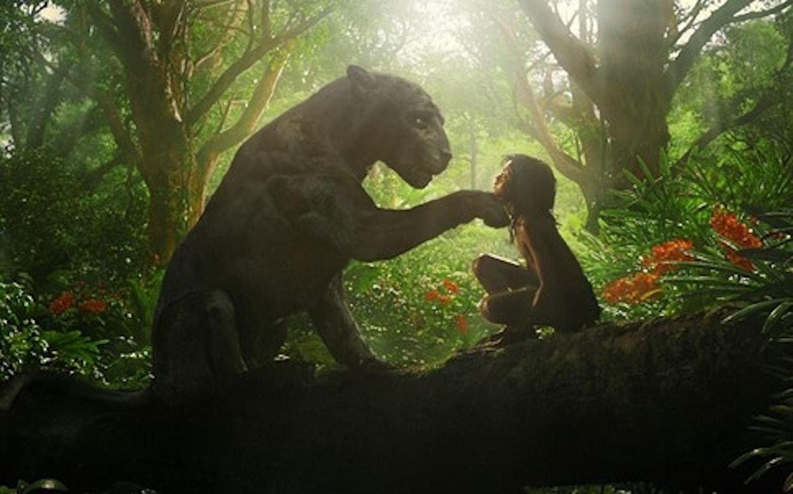 Netflix Original: Mogli - Entre Dois Mundos