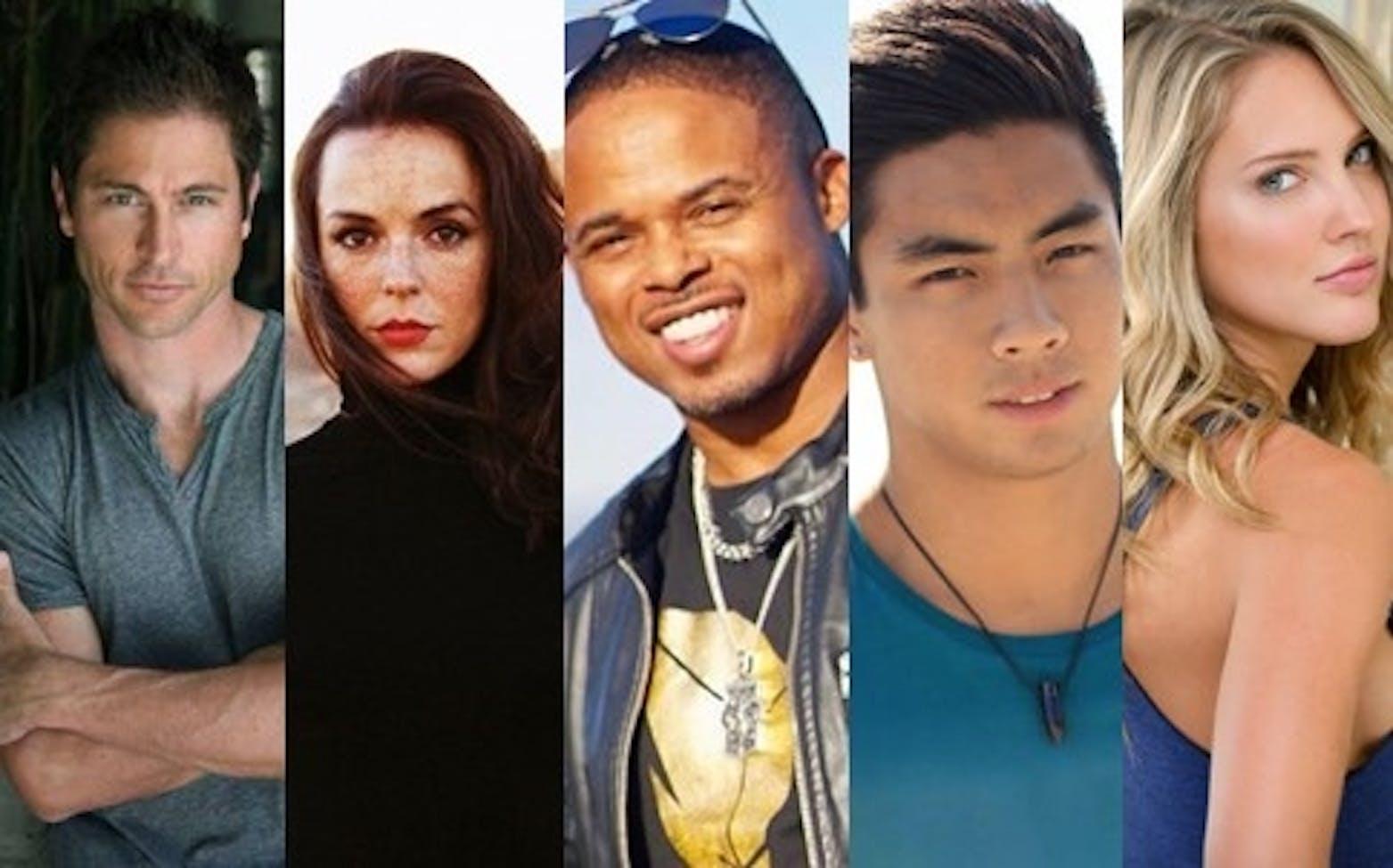 Power Rangers: Hora de Celebrar!