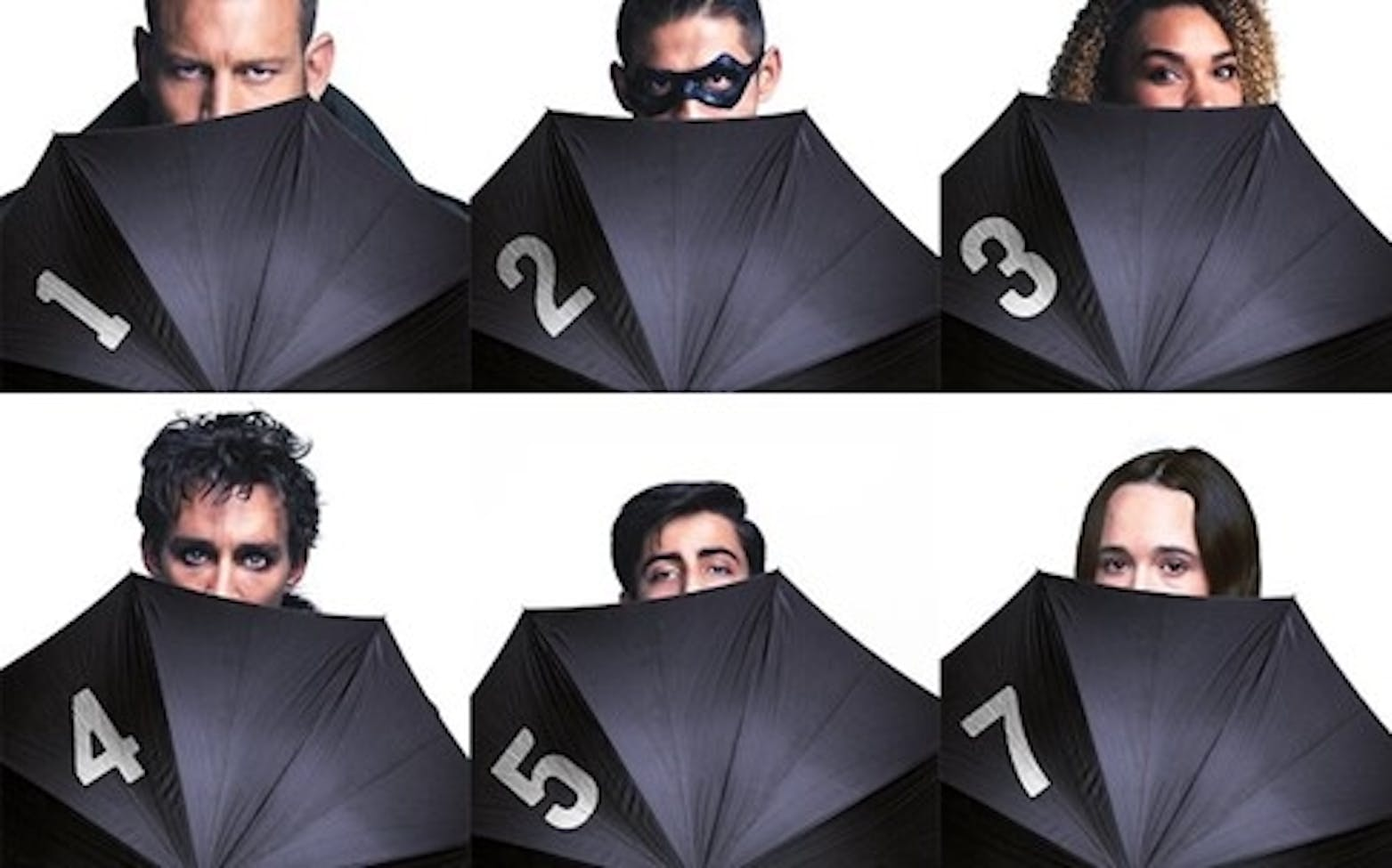 Netflix Original: The Umbrella Academy