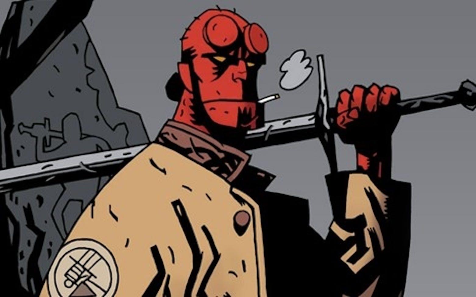 Hellboy: O demônio faz aniversário