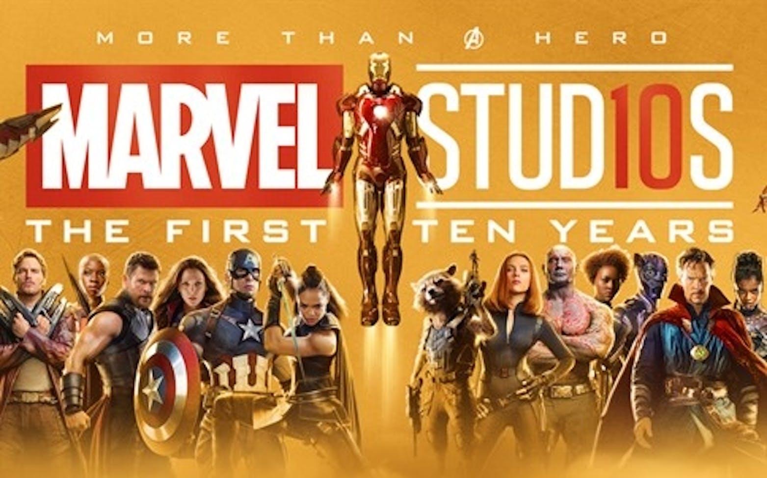 Marvel Studios 10 Anos: Sebastian Stan + A hora da Capitã Marvel